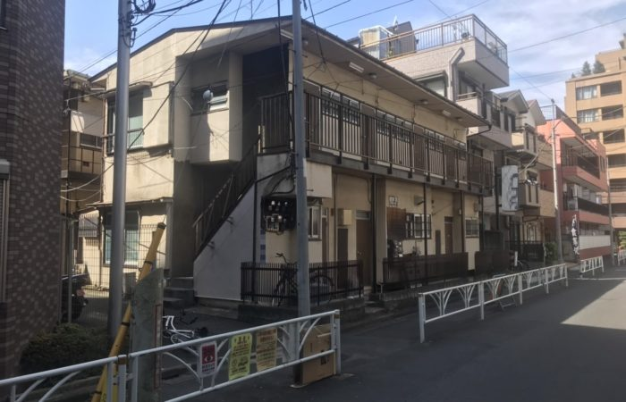 A image of 東京都渋谷区 解体工事 【東京・埼玉・神奈川の解体工事なら東央建設へ】