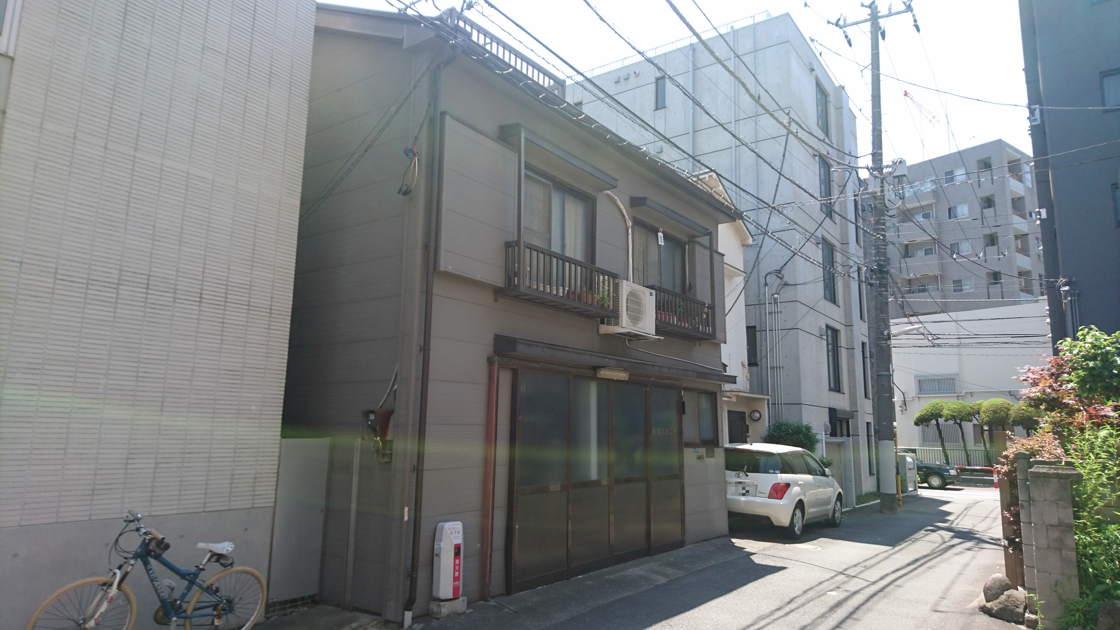 A image of 東京都新宿区 解体工事 【東京・埼玉・神奈川の解体工事なら東央建設へ】