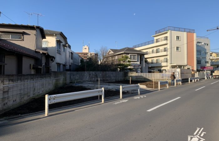 A image of 東京都杉並区 解体工事【東京・埼玉・神奈川の解体工事なら東央建設へ】